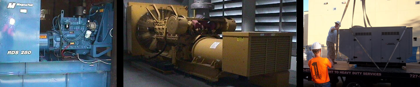 generator clearwater
